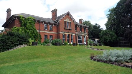 A fresh look will also be taken at plans for the future use of Belle Vue House, following the collap