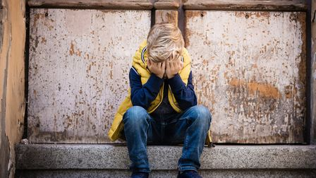 The number of vulnerable children referrals in Suffolk has gone down by up to half in the coronaviru