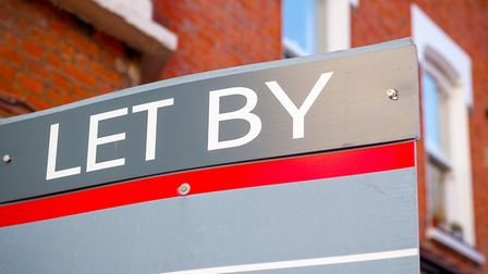 Demand for rental property in the east of England has surged Picture: GETTY IMAGES/ISTOCKPHOTO
