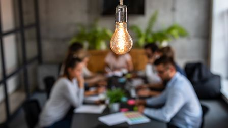 Fresh ideas aren't coming out of round-table meetings under lockdown - but teamwork is still the bes