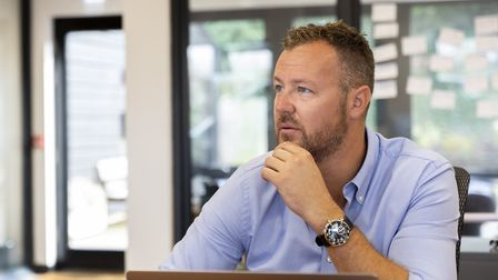 Andy Smith of StrategiQ stresses the importance of clear values that everyone in the business shares