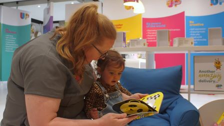 Busy Bees has nurseries in Ipswich, Bury St Edmunds and Stowmarket, and across the country Picture: