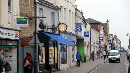Pile it High will open in North Street in Sudbury town centre. Picture: ARCHANT
