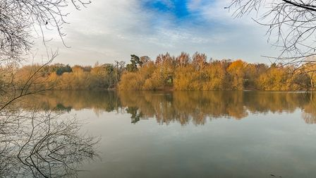 Alton Water has reopened some services for customers looking for a change of scenery. Picture: SIMON