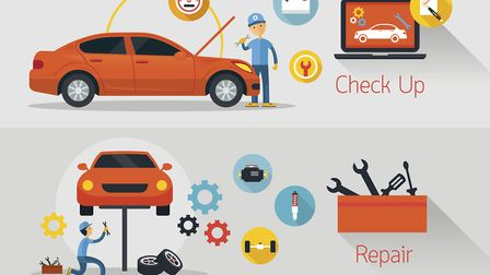 Even if you haven't been clocking up the miles lately, your car may still need a service. Picture: G