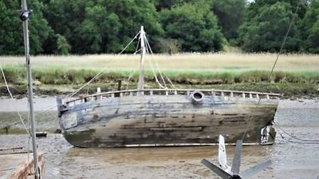A plea has been launched to help save former minesweeper and fishing vessel the Alpha in the River D