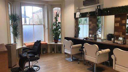 The Double Take Salon in Hadleigh will be opening for the first time on July 4. Picture: DOUBLE TAKE
