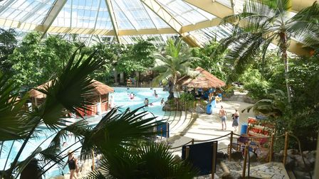 Center Parcs has announced it hopes to reopen its Elveden Forest site on July 12 Picture: SONYA DUN