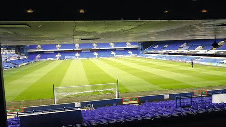 Fans could potentially return to Portman Road in September. Picture: RACHEL EDGE