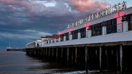 Clacton Pier boss Nigel Brown fears the future of the pier will be in jeopardy if it cannot open soo