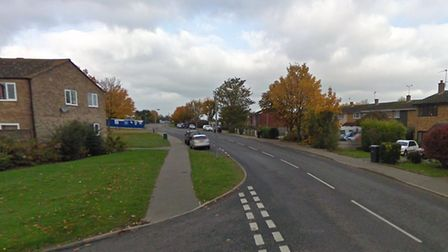 The crash happened in Rickstones Road, Witham on Monday, June 22. Picture: GOOGLE MAPS