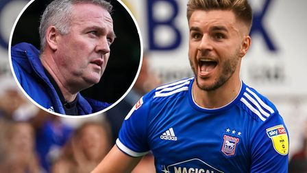 Paul Lambert would love to keep Luke Garbutt at Ipswich Town full-time but is unsure whether a deal