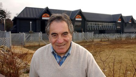 Director of Colchester Zoo, Dr Dominique Tropeano, has welcomed the news that his zoo will be allowe