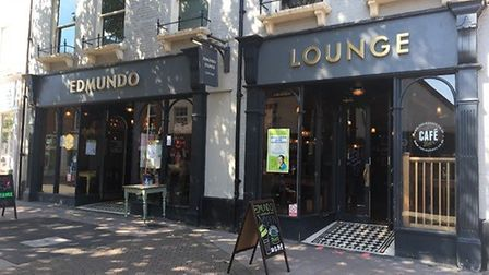 Edmundo Lounge was among the cafes offering a takeaway service Picture: MARIAM GHAEMI