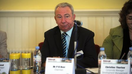 Babergh District Council planning committee chairman Peter Beer said work had been done on the Boxfo