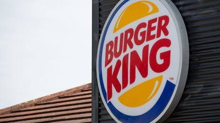 Burger King at Beacon Hill Services has reopened Picture: JACOB KING/PA