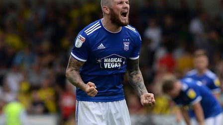 James Norwood was dealing with an injury for much of the season. Picture: PAGEPIX