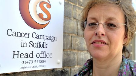Karen Hare, chief executive of Cancer Campaign in Suffolk, says that awareness is the way to create