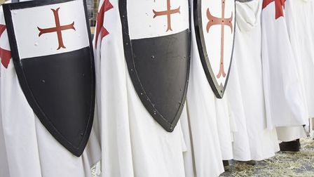 Are Knights Templar buried at Kedington? Picture: Getty Images/iStockphoto/fotocelia