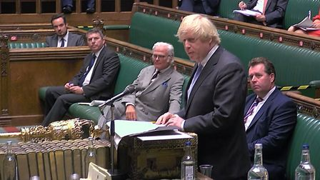 Prime Minister Boris Johnson said all of the measures being introduced from July 4 can be changed or