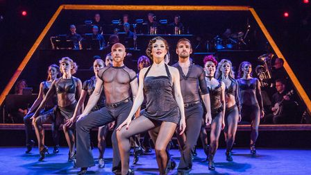 A scene from Chicago The Musical which will be at the Ipswich Regent in 2021 Photo: Tristram Kento