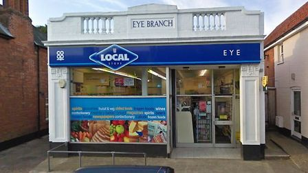 The Co-op in Church Street, Eye Picture: GOOGLE