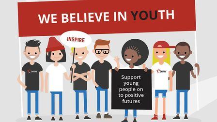 Inspire Suffolk has launched its We Believe in YOUth campaign in the wake of the Covid-19 crisis. Pi