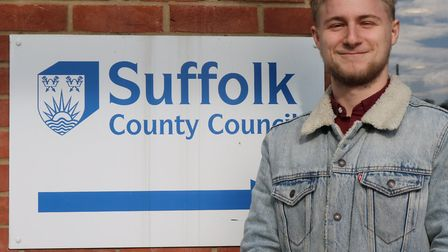 Cole Guy says the Prince's Trust Team Programme, run by Inspire Suffolk, has given him greater confi