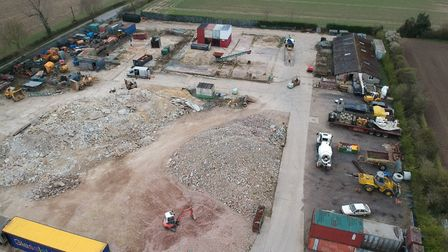 The decision on the centre in Worlingworth has been delayed Picture: JAMES ALEXANDER