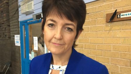 Bury St Edmunds MP Jo Churchill has drawn fire for voting with the government over a proposed amendm
