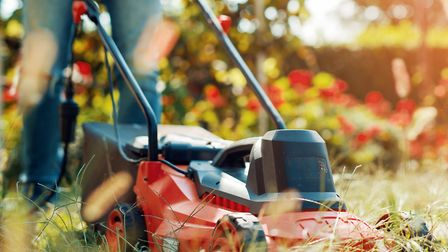A woman was driven to withdraw �250 for gardening work Picture: GETTY IMAGES