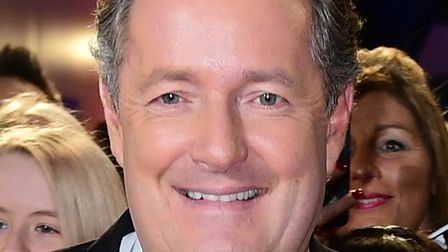 Piers Morgan hit out at Matt Hancock over social distancing. Picture: PA
