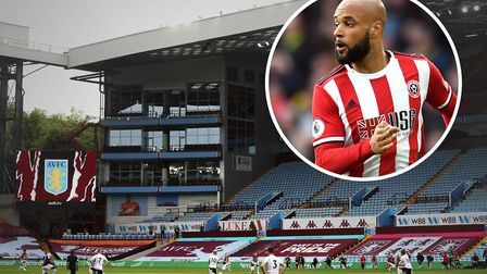 David McGoldrick is said to have played a leading role in Aston Villa and Sheffield United players t