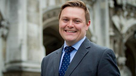 Colchester MP Will Quince says losing the funding was 'inevitable' but the Colchester-Tendring garde