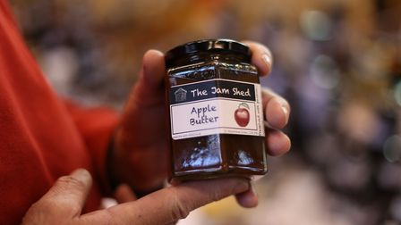 Get your hands on some local fresh jams and chutneys from The Jam Shed next weekend Picture: Suffolk