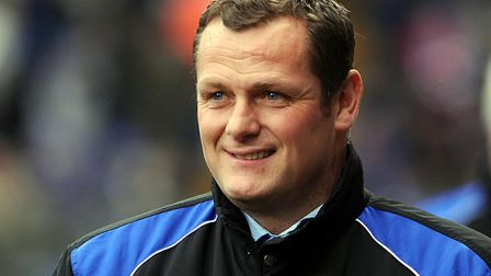 Magilton managed Ipswich Town from 2006 to 2009. Picture: ARCHANT