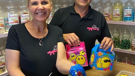 Sweeties has continued to deliver during the coronavirus lockdown. Picture: VANESSA KISBY