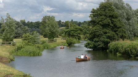 Dedham Parish Council have announced that litter bins will be removed from the gate to the River Sto