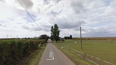 Fire crews were called to a bedroom fire caused by a make up mirror Picture: GOOGLE MAPS