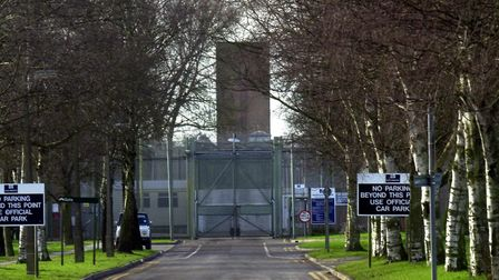 There have been 12 cases of coronavirus at Highpoint Prison. Picture: ARCHANT LIBRARY