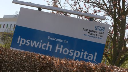 ESNEFT, which runs Ipswich Hospital, confirmed three new coronavirus related deaths on Tuesday Pict