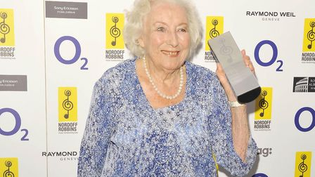 Dame Vera Lynn, pictured here in 2010, has died. Picture: Tim Ireland/PA Wire