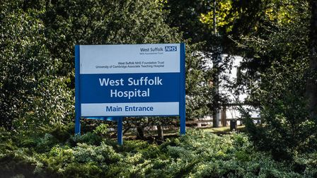 The coronavirus death toll for West Suffolk Hospital remains at 79 after no new deaths were reported