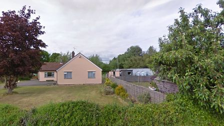 A planning application has been filed to turn a disused railway carriage into a holiday let Picture