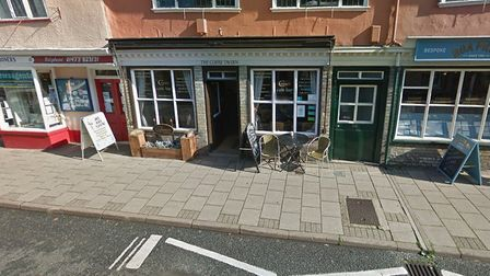The Crabtrees cafe in Hadleigh's High Street has been forced to close permanently due to the eonomic
