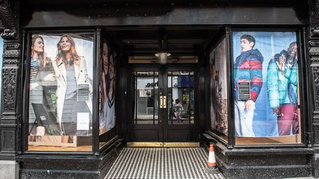 Jack Wills is closed Picture: SARAH LUCY BROWN