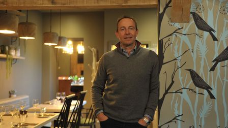 Philip Turner, owner of The Chestnut Group, is celebrating the reopening of his pubs post-lockdown