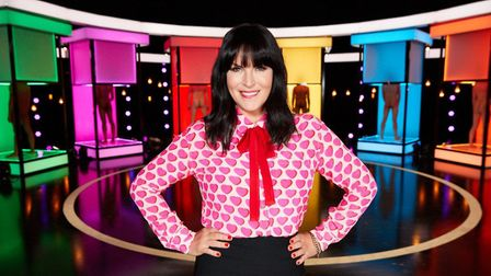 Naked Attraction, presented by Anna Richardson, is looking for people prepared to bare it all Pictur