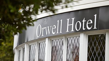 The Orwell Hotel is reopening its restaurant, bar and garden on Saturday 4 July Picture: The Orwell