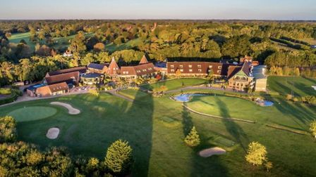 Ufford Park Hotel's The Park Bar will be reopening on Saturday 4 July, with The Park Restaurant open